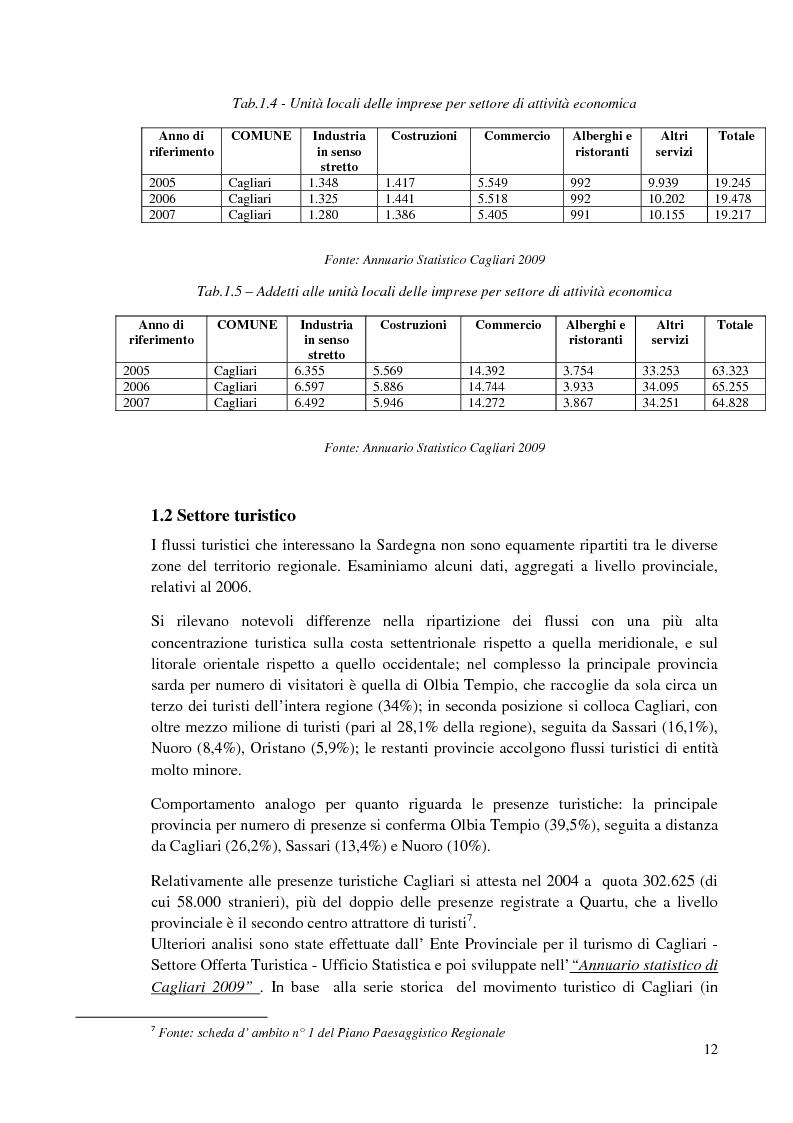 Anteprima della tesi: Valutazione ambientale strategica del piano regolatore portuale di Cagliari, Pagina 9
