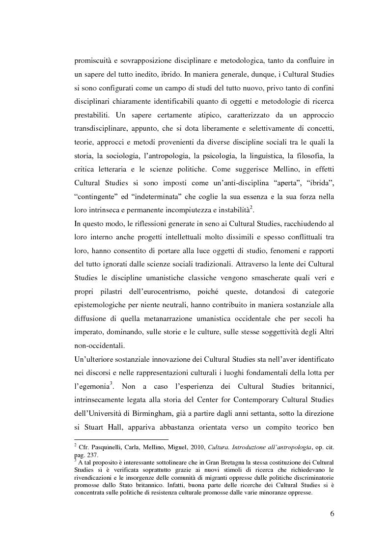 Anteprima della tesi: Frantz Fanon e l'antropologia, Pagina 3