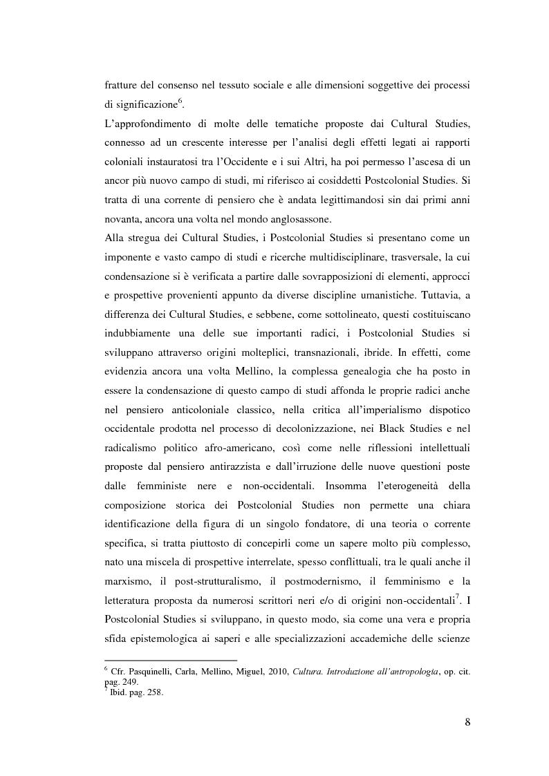 Anteprima della tesi: Frantz Fanon e l'antropologia, Pagina 5