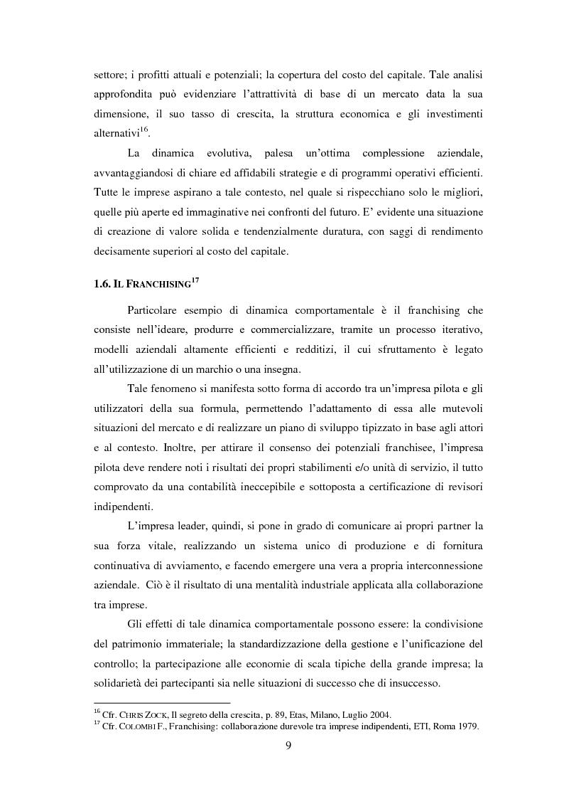 Anteprima della tesi: International firm's Excellence - Limiti e paradossi delle valutazioni finanziarie, Pagina 6