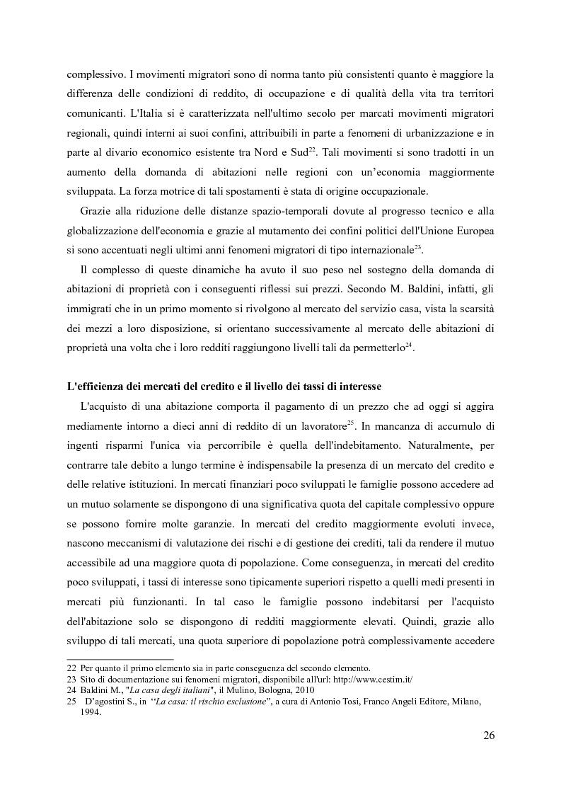 Anteprima della tesi: Le politiche abitative e il caso della Provincia Autonoma di Trento, Pagina 15