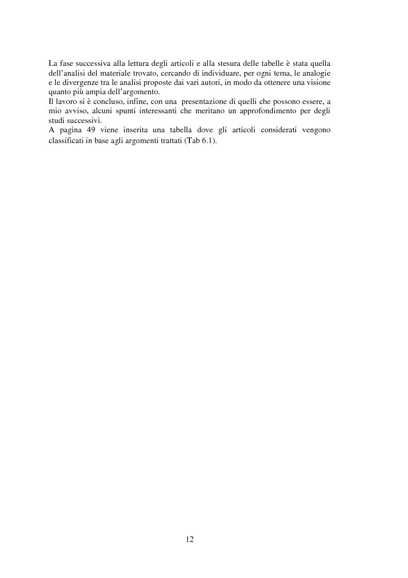 Anteprima della tesi: International Manufacturing: una review della letteratura, Pagina 5