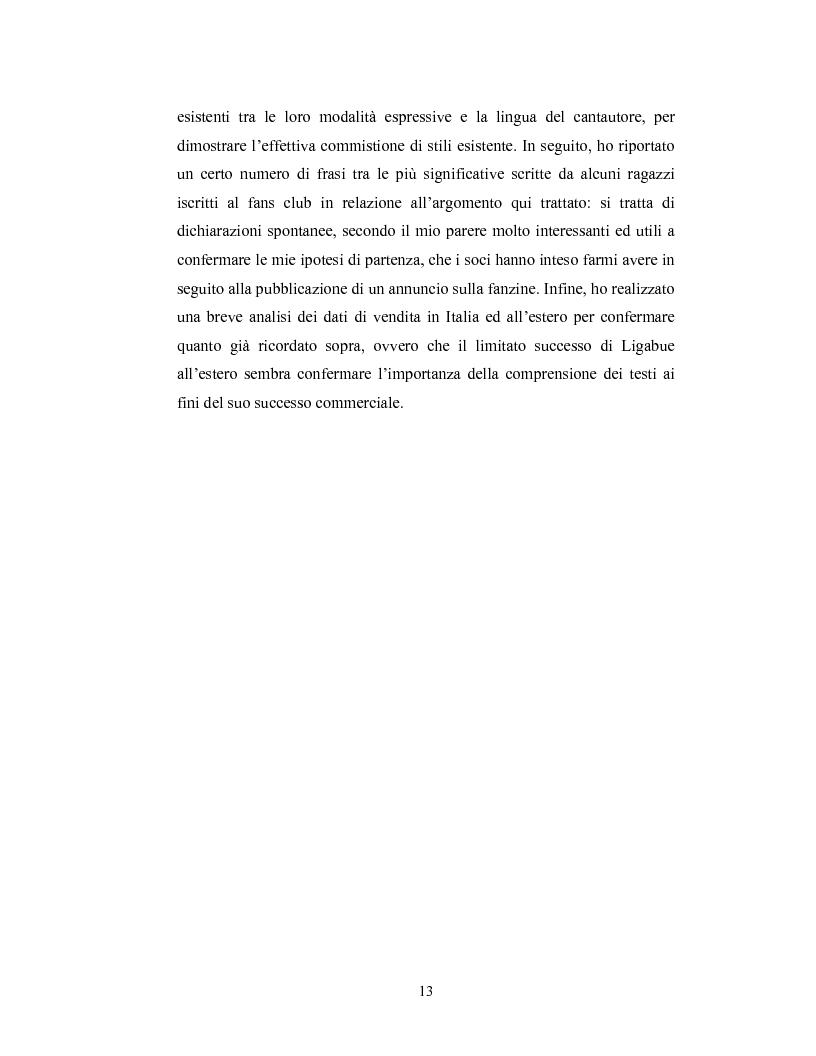 Luciano Ligabue - Ho Perso Le Parole