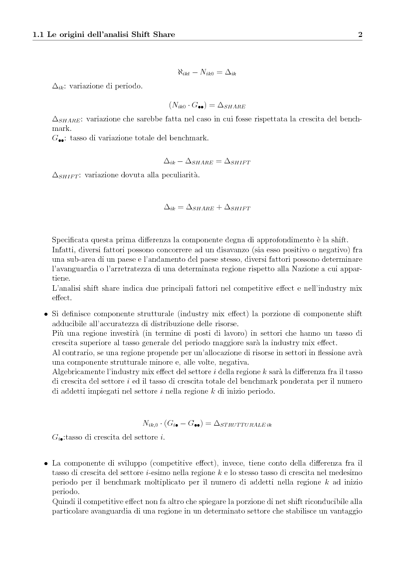 Anteprima della tesi: Analisi della situazione turistica in Toscana all'inizio del XXI° Secolo, Pagina 5