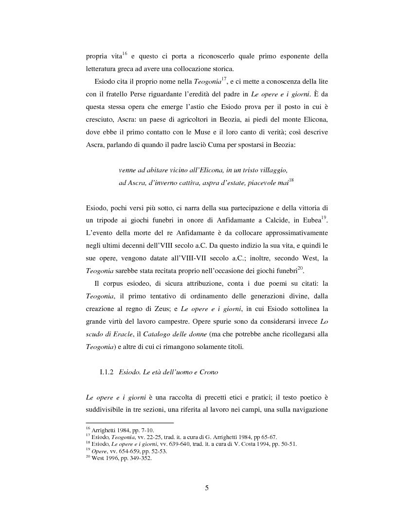Anteprima della tesi ouranos e kronos attestazioni letterarie e documentazione archeologica del mondo greco