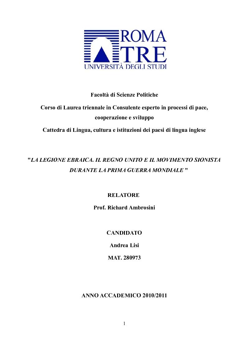 Facolt di scienze politiche corso di laurea triennale in for Nascondi esperto