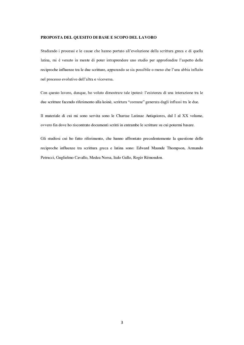 La paleografia greco-latina: materiali per uno studio sulla koine grafica greco-latina, dal I secolo a.C. all'VIII d.C. ...