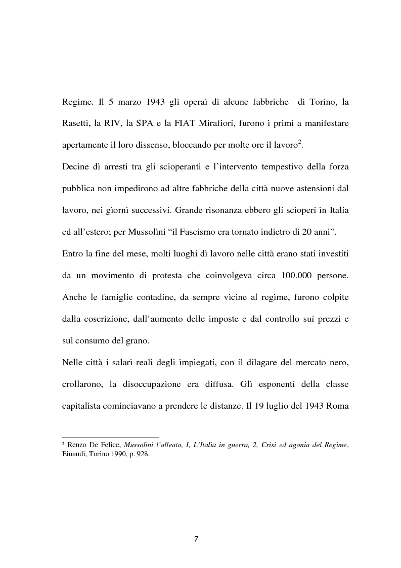 Anteprima della tesi: I campi di concentramento in Italia per fascisti (1944-46), Pagina 3