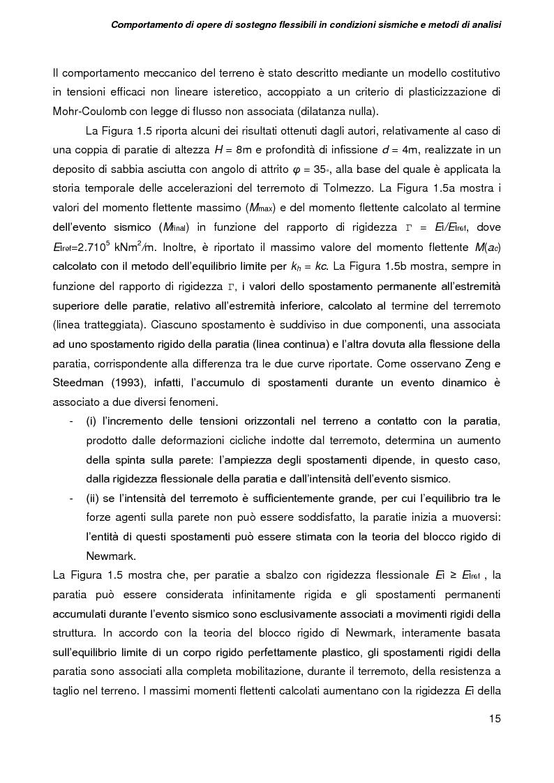 Anteprima della tesi: Analisi sismica della nuova banchina nel settore ''D'' del Porto di Gioia Tauro, Pagina 13