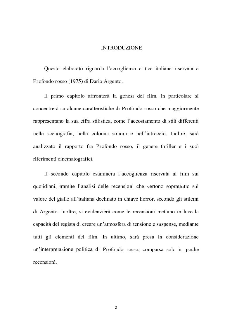 L'accoglienza critica italiana a