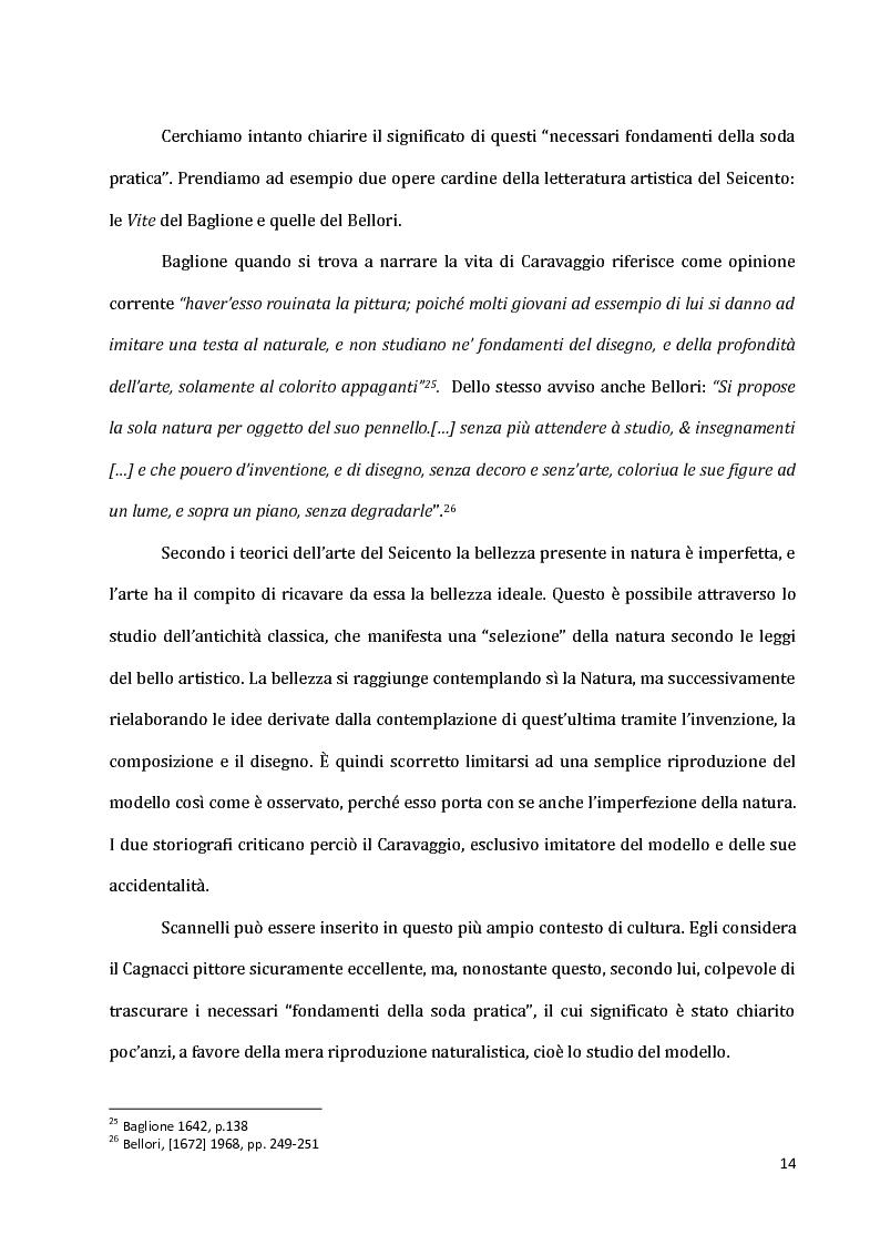 La fortuna critica di Guido Cagnacci - Estratto tesi 3eca764c2fc9