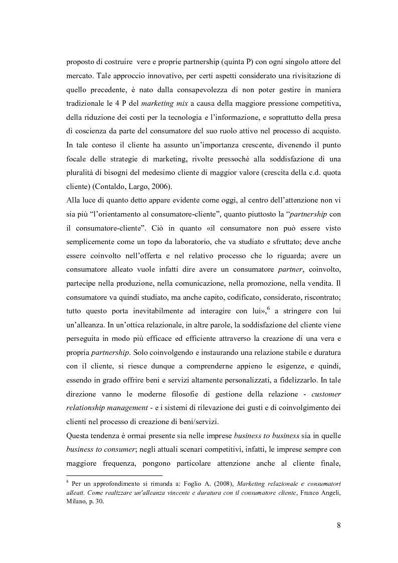 Anteprima della tesi: Le nuove frontiere della comunicazione on-line: unconventional advertising e advergaming. Il caso Sammontana, Pagina 9