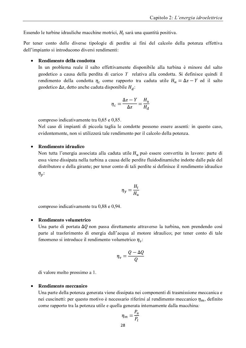 Anteprima della tesi: Confronto delle prestazioni di impianti ad energia rinnovabile di piccola potenza, Pagina 9