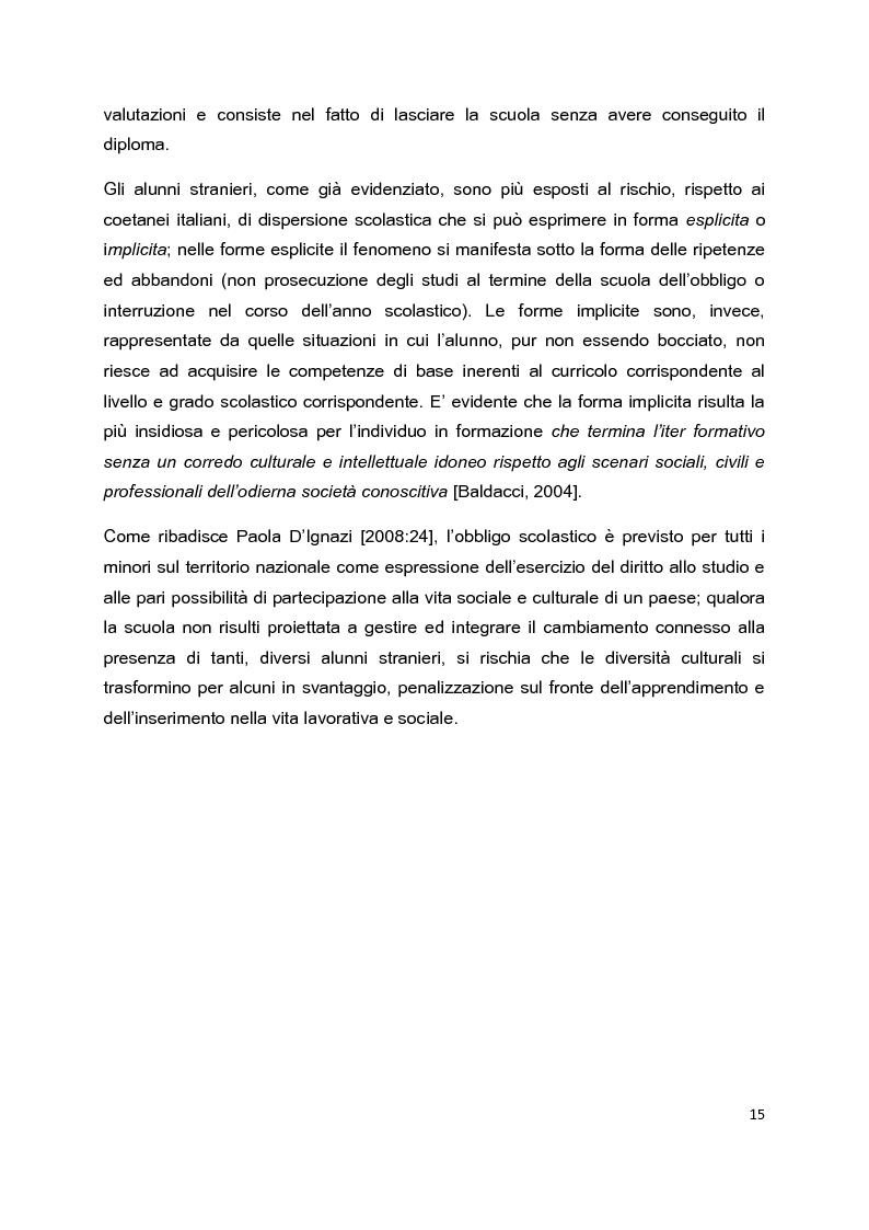 Estratto dalla tesi: Il racconto di sé degli adolescenti in ambito didattico e in prospettiva interculturale: metodi qualitativi di ricerca
