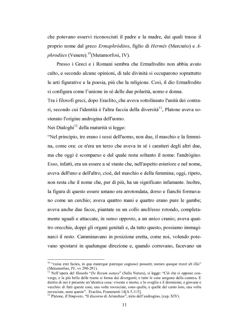 Anteprima della tesi: La costruzione dell'intersessualità in prospettiva sociologica, Pagina 7