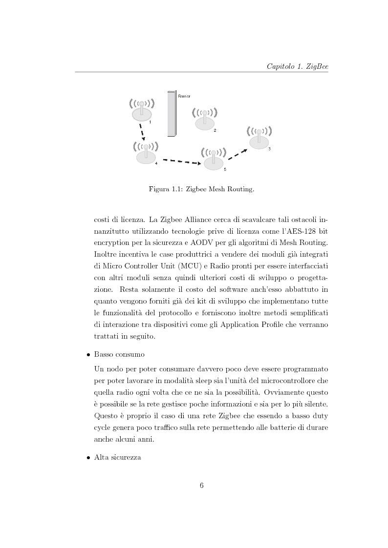 Anteprima della tesi: Criteri di pianificazione per l'ottimizzazione dei consumi energetici nell'ambiente domestico, Pagina 7