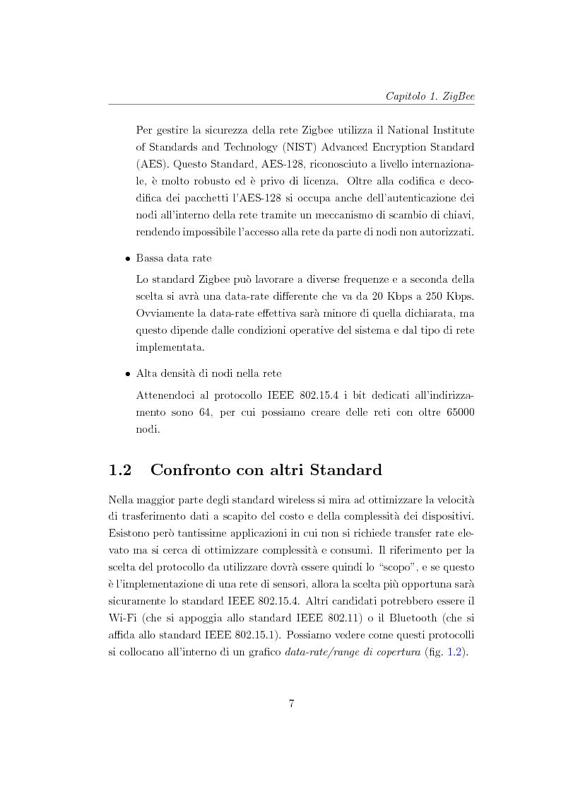 Anteprima della tesi: Criteri di pianificazione per l'ottimizzazione dei consumi energetici nell'ambiente domestico, Pagina 8