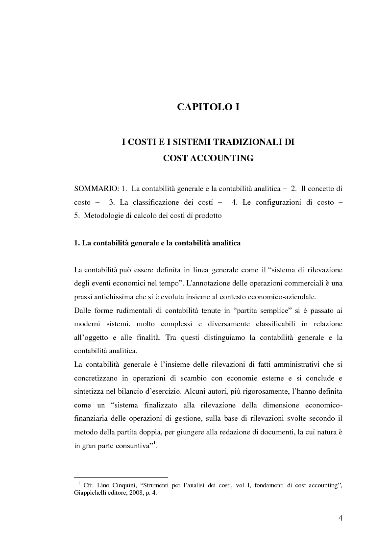 time driven activity based costing thesis La gestione dei costi della supply chain attraverso il time-driven activity-based costing laurea livii (specialistica) facoltà: economia.