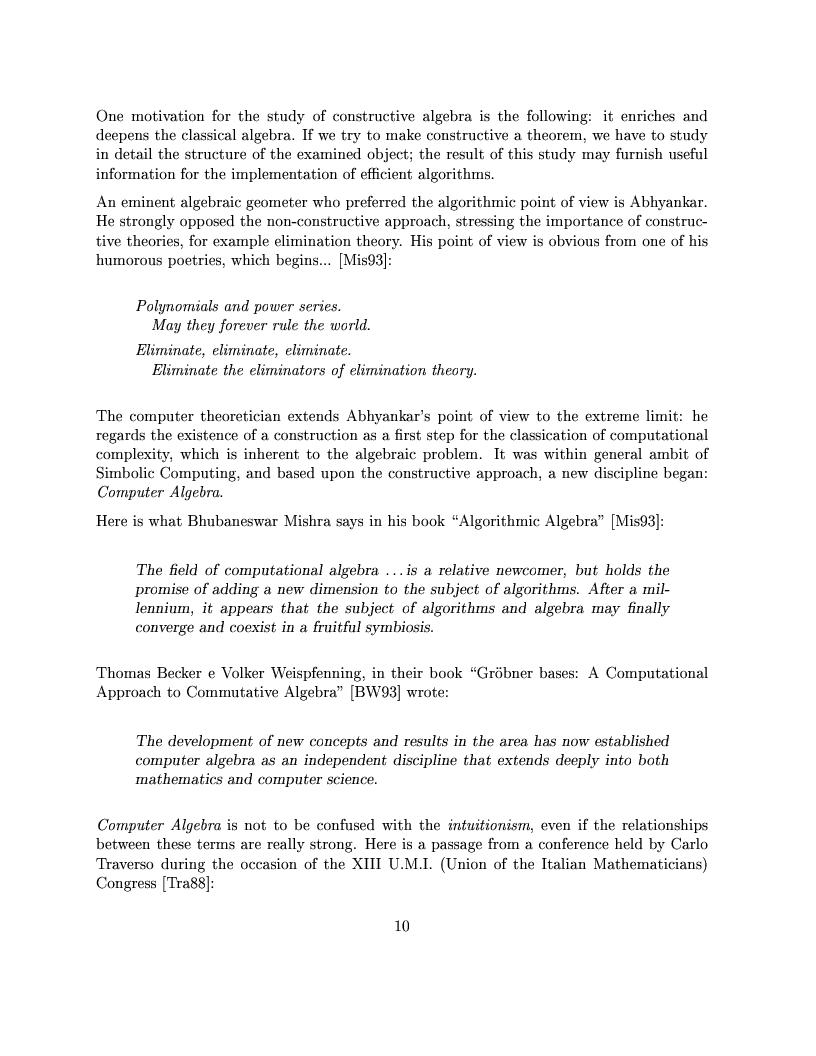 Anteprima della tesi: The Design of the CoCoA 3 System, Pagina 7