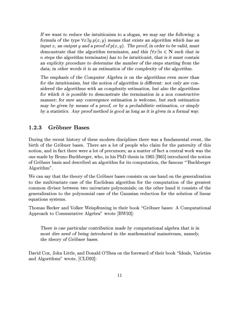 Anteprima della tesi: The Design of the CoCoA 3 System, Pagina 8