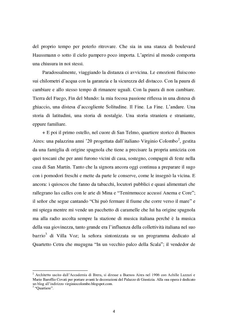 Anteprima della tesi: Dalle Apuane alle Ande: viaggio tra gli aullesi d'Argentina, Pagina 3