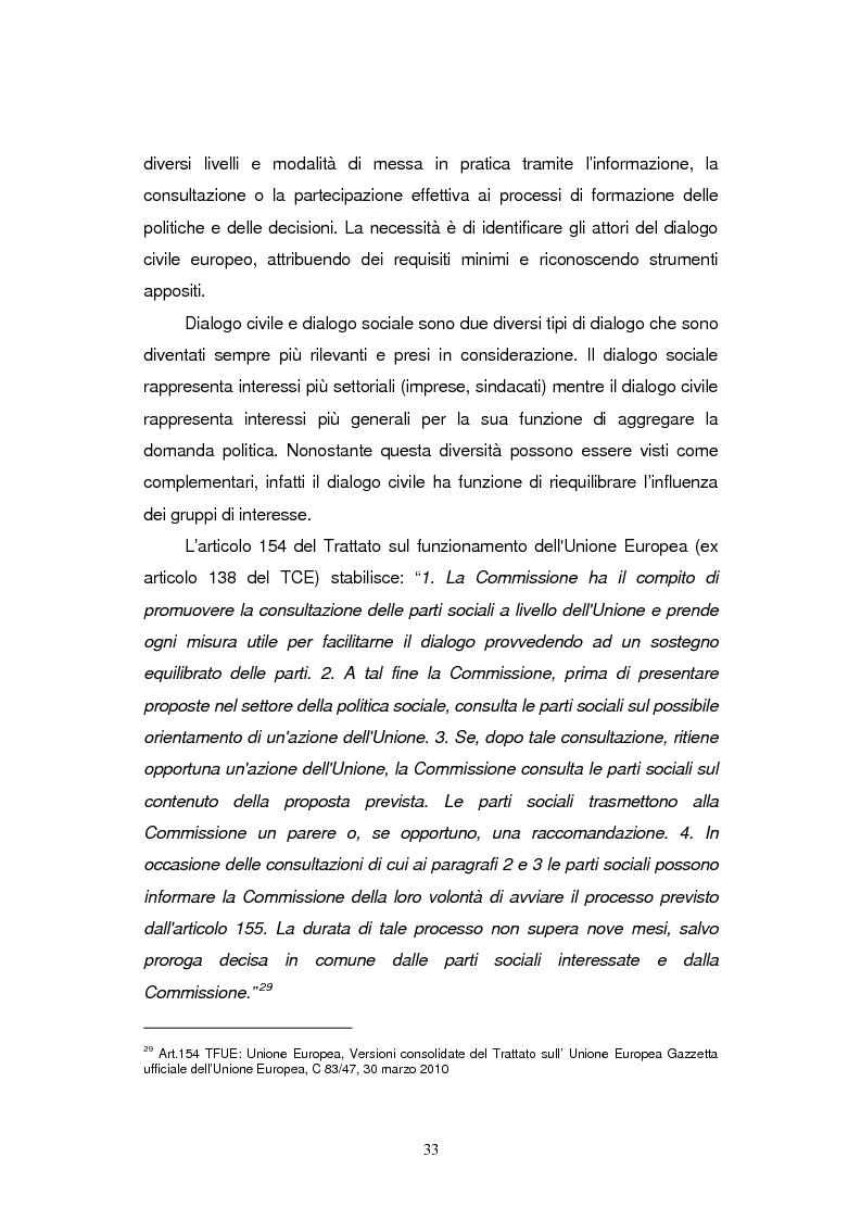 Estratto dalla tesi: L'Europa del dialogo interculturale: evoluzione, attori e prospettive