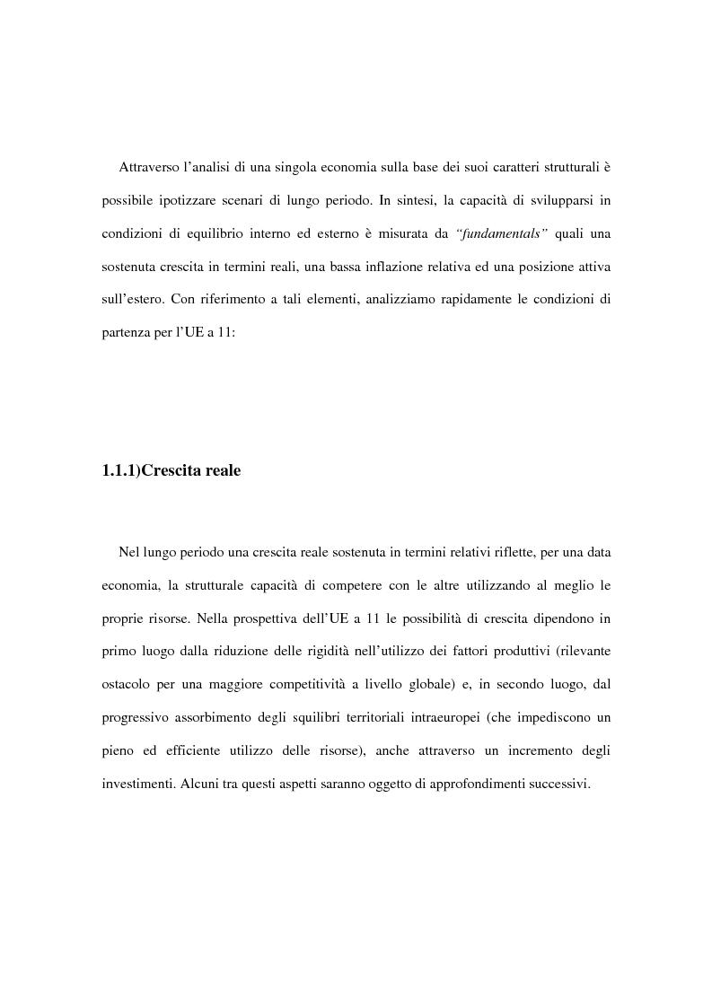 Anteprima della tesi: Le implicazioni della moneta unica europea per i mercati obbligazionari internazionali: un'analisi di medio periodo, Pagina 8