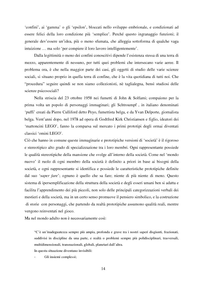 Anteprima della tesi: Vedere il Tempo. Analisi Transtorica e Transculturale dei Sistemi di Temporalità, Pagina 10