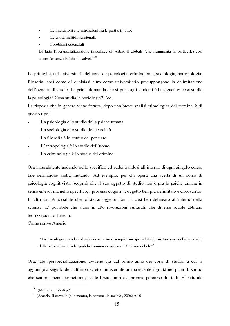 Anteprima della tesi: Vedere il Tempo. Analisi Transtorica e Transculturale dei Sistemi di Temporalità, Pagina 11