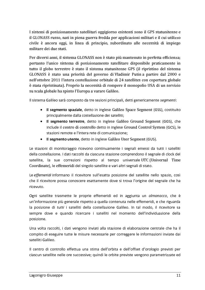 Anteprima della tesi: Sviluppo hardware e software di un sistema di fleet management basato su sistema GPS/GSM, Pagina 7
