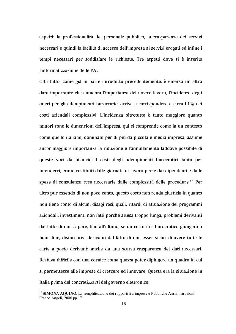 Anteprima della tesi: La Fatturazione Elettronica e Sistemi IT Nel Contesto Europeo: Analisi di un caso aziendale, Pagina 11