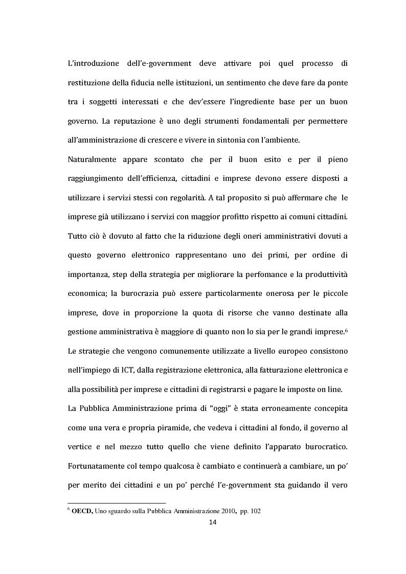 Anteprima della tesi: La Fatturazione Elettronica e Sistemi IT Nel Contesto Europeo: Analisi di un caso aziendale, Pagina 9