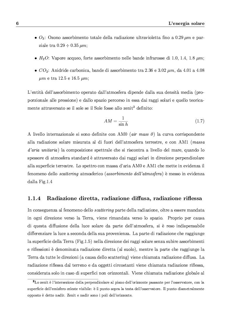 Anteprima della tesi: Studio sperimentale e numerico di sistemi fotovoltaici ibridi PV/T, Pagina 11