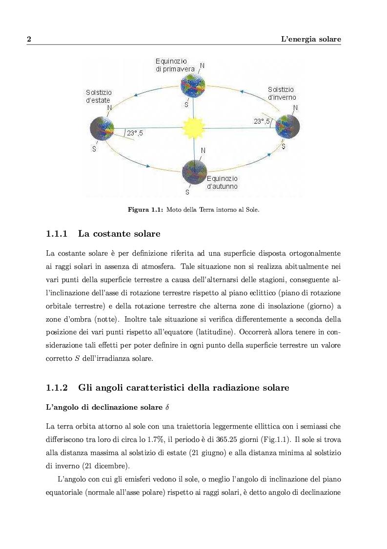 Anteprima della tesi: Studio sperimentale e numerico di sistemi fotovoltaici ibridi PV/T, Pagina 7