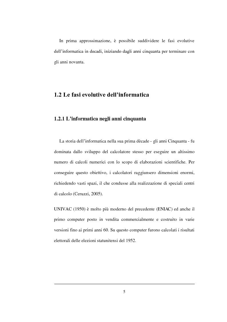 Anteprima della tesi: Un'analisi statistica sul Digital Divide in Italia, Pagina 6