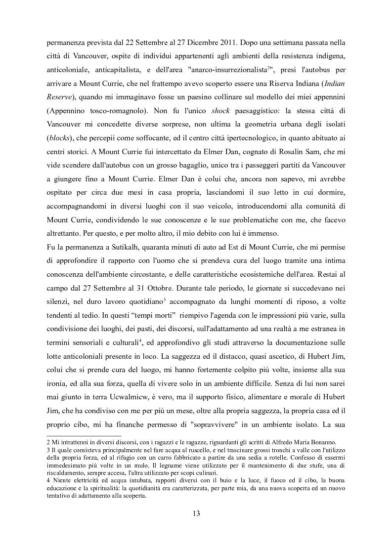 Anteprima della tesi: Ucwalmicw T'micw, la nostra terra: dinamiche di gestione fondiaria dei territori indigeni in British Columbia, Pagina 3