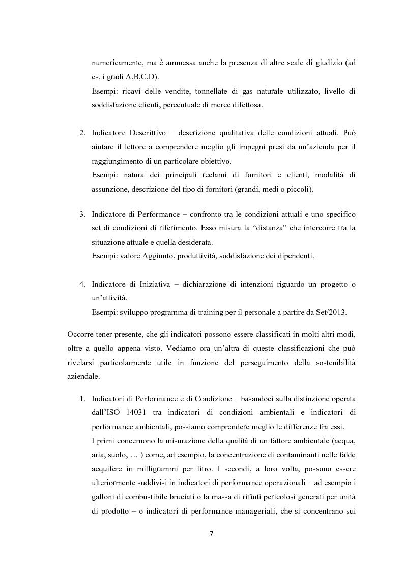 Anteprima della tesi: Sostenibilità aziendale. Strumenti per il controllo., Pagina 6