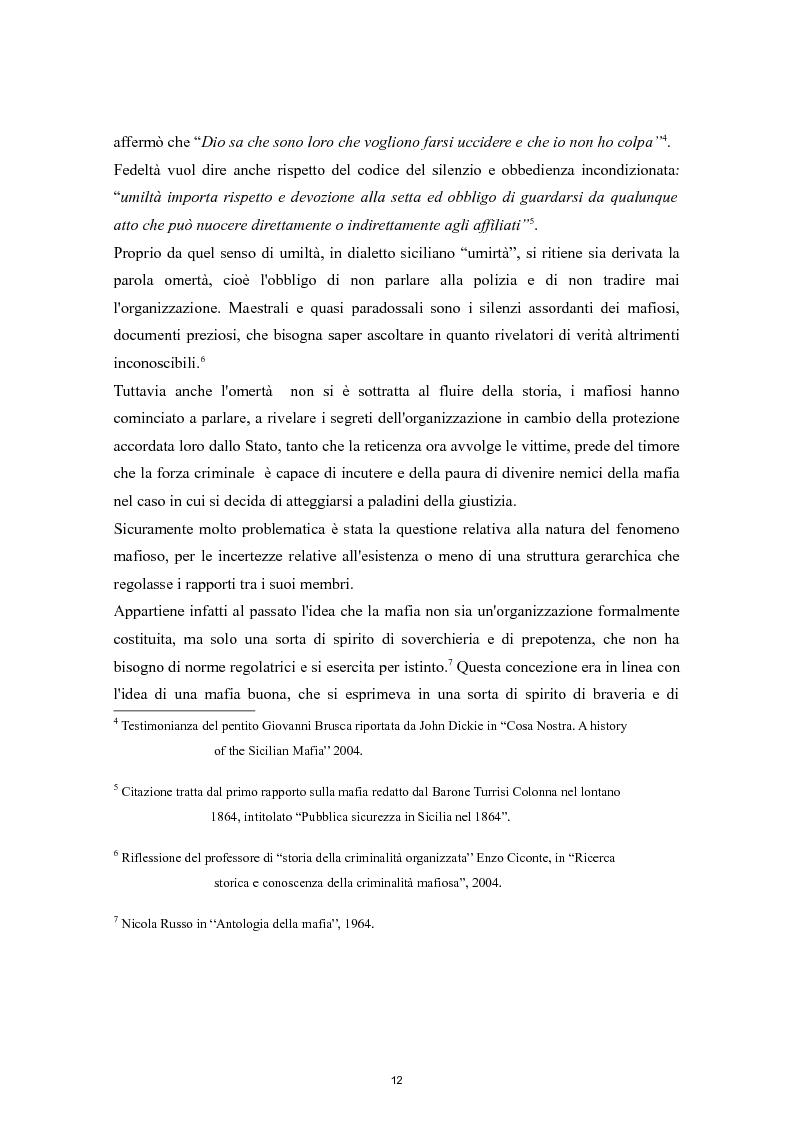 Anteprima della tesi: Cooperazione Internazionale e lotta alla criminalità organizzata, Pagina 7