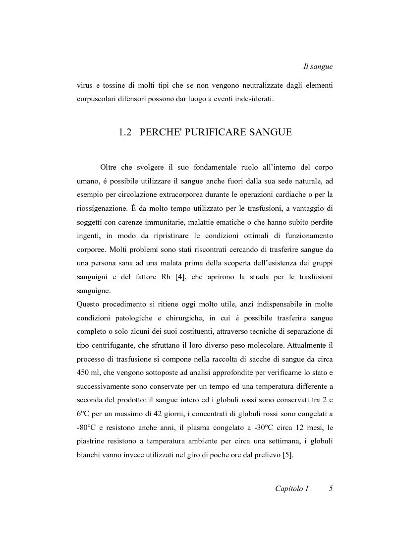Anteprima della tesi: Progetto di un irraggiatore per sangue umano, Pagina 9