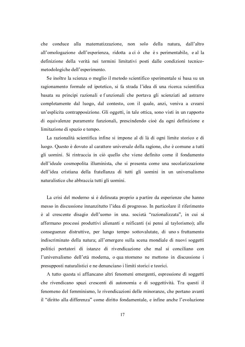 Anteprima della tesi: La visione estetica di Herbert Read fra umano e postumano, Pagina 9