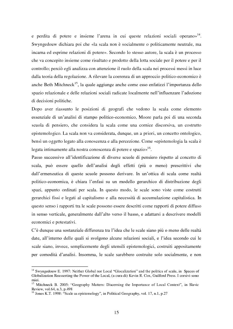 Anteprima della tesi: I centri sociali a Napoli: analisi di uno spazio pubblico, Pagina 10