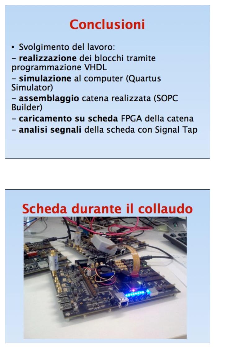 Anteprima della tesi: Sistemi DAB su FPGA: Sorgente audio, interleavingfrequenziale, modulazione OFDM, Pagina 15