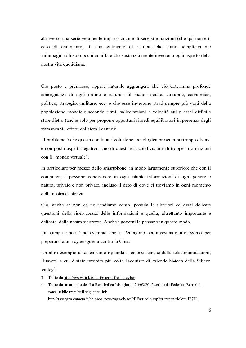 Anteprima della tesi: Sviluppo di una applicazione Android per il monitoraggio delle persone anziane non autosufficienti, Pagina 3