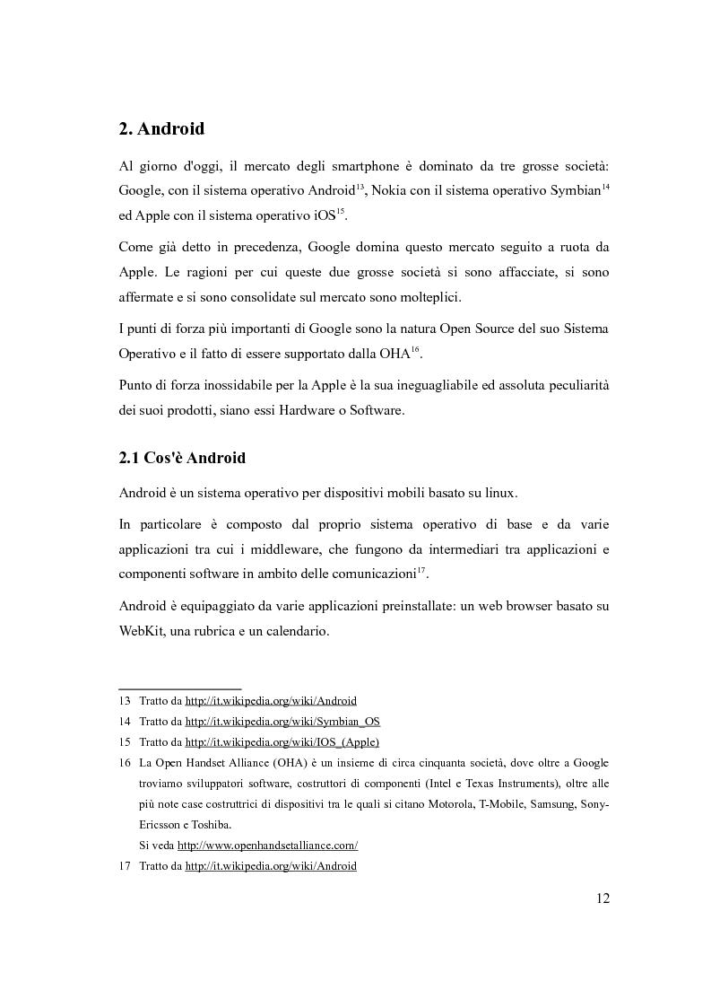 Anteprima della tesi: Sviluppo di una applicazione Android per il monitoraggio delle persone anziane non autosufficienti, Pagina 9