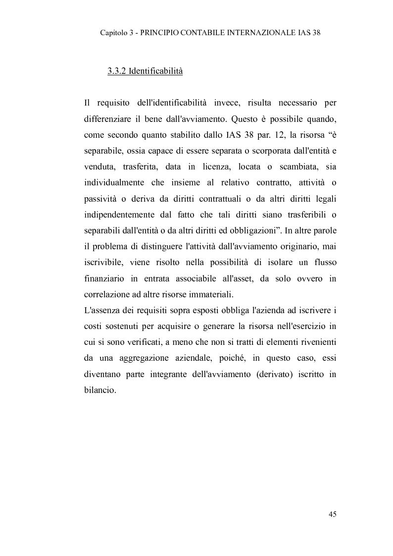 Anteprima della tesi: I costi di ricerca e sviluppo nei bilanci delle aziende italiane quotate in borsa. Il caso del settore chimico., Pagina 6