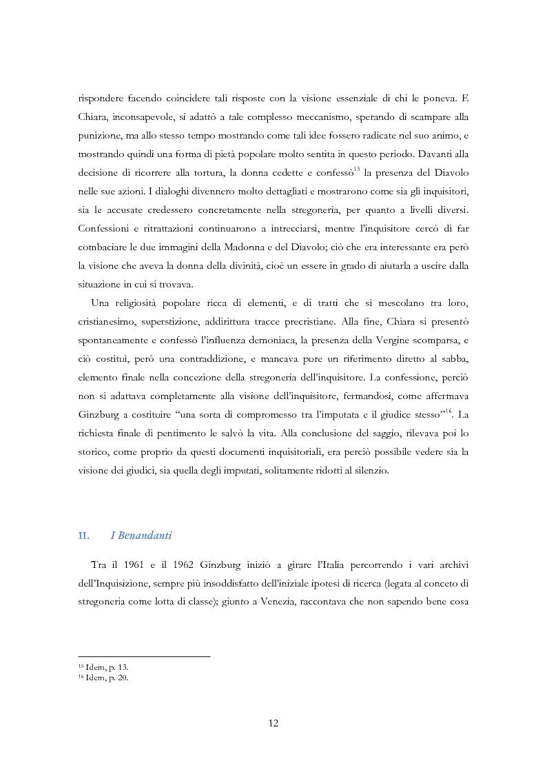 Anteprima della tesi: Carlo Ginzburg: una biografia intellettuale, Pagina 10