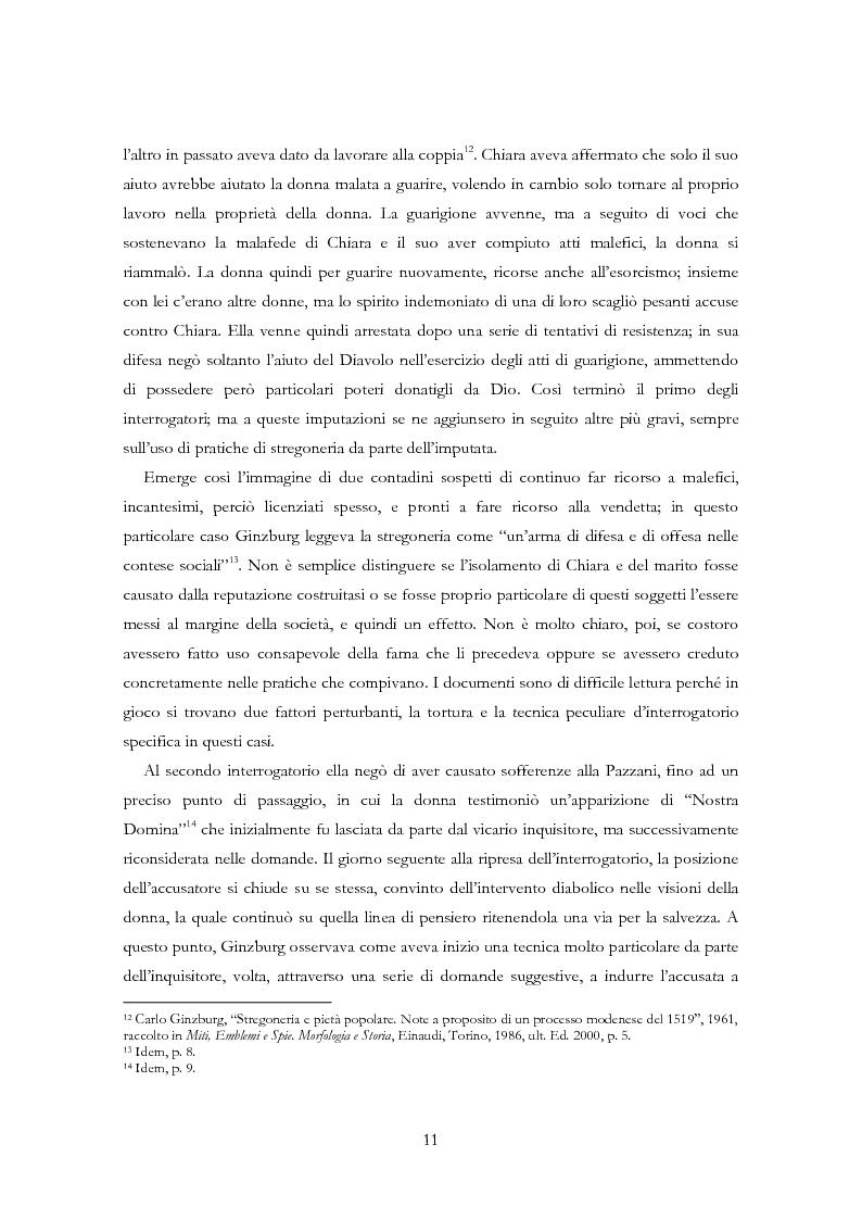 Anteprima della tesi: Carlo Ginzburg: una biografia intellettuale, Pagina 9