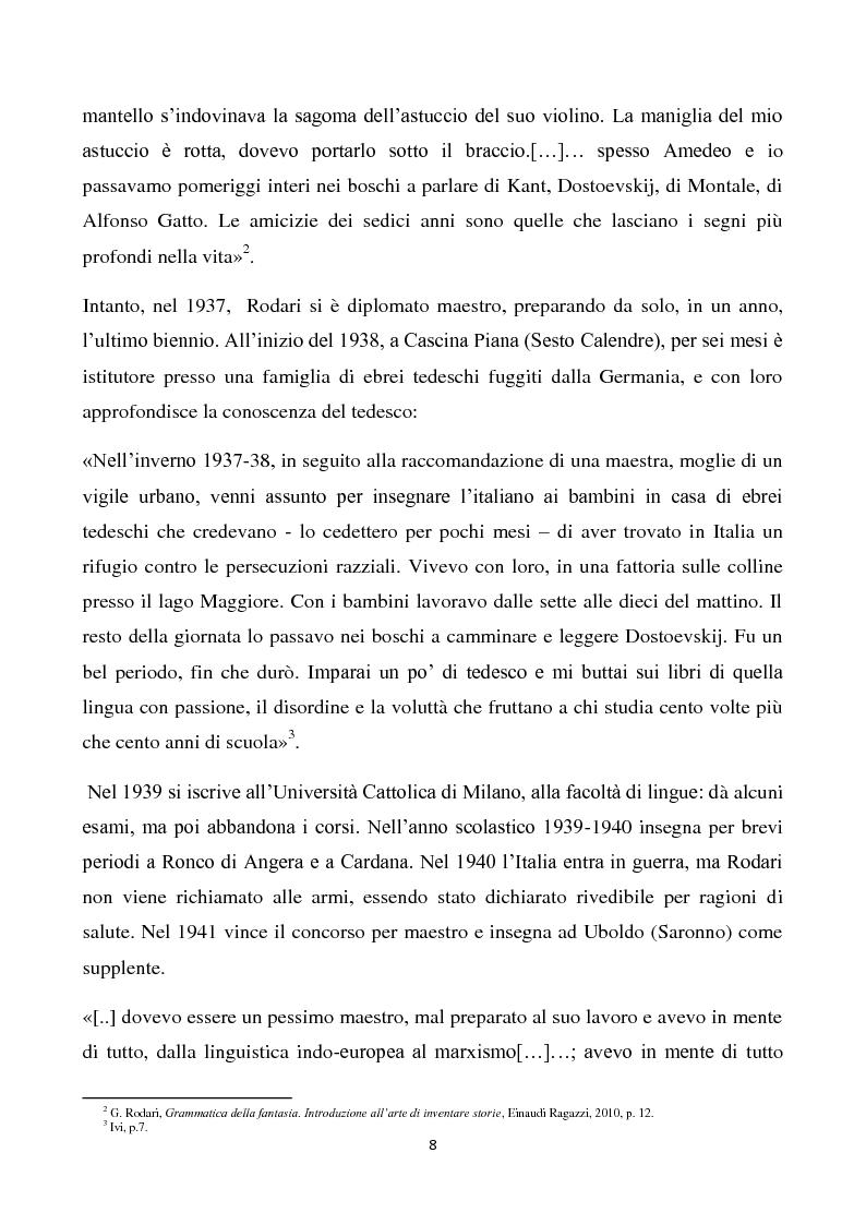 Fantasia della gianni pdf rodari grammatica