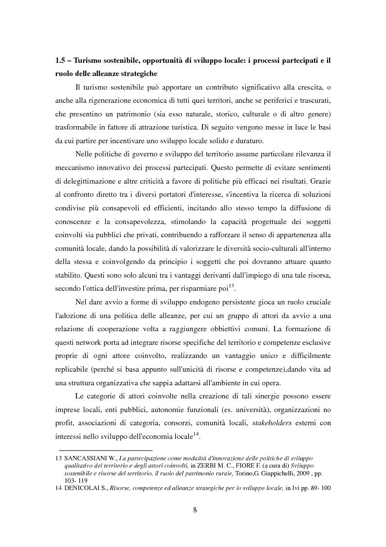 Anteprima della tesi: Tra salvaguardia della natura e valorizzazione turistica: opportunità e criticità nei Berici, Pagina 7