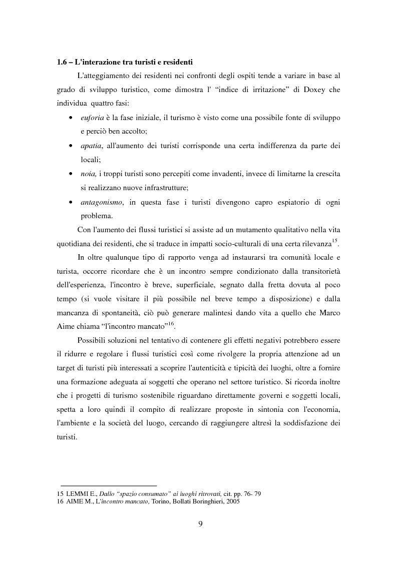 Anteprima della tesi: Tra salvaguardia della natura e valorizzazione turistica: opportunità e criticità nei Berici, Pagina 8